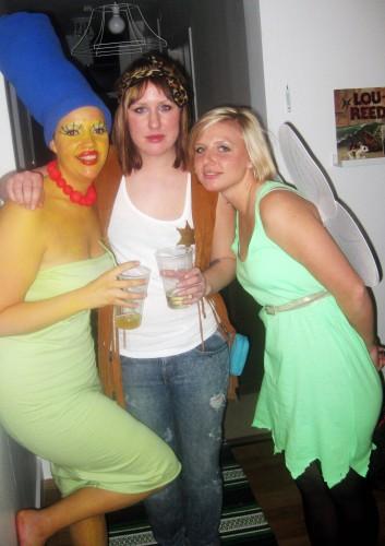 jag, Nicole och Marie