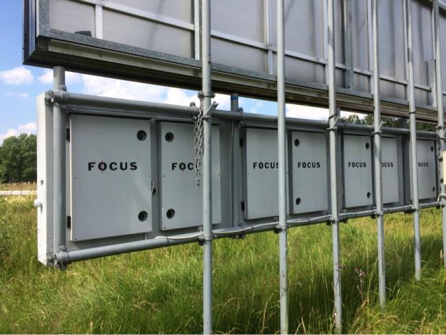 Min pepp-skylt: Fokus x 8