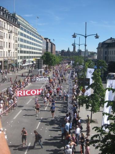 Stockholms maraton 2009