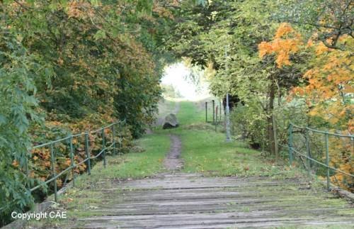 Bron över Pinnån