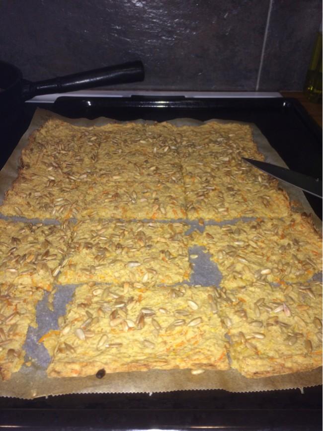 Lisas glutenfria enkla havrebröd