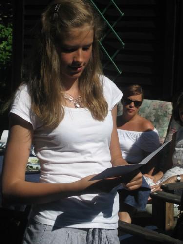 Kusin-Johannas komfirmation