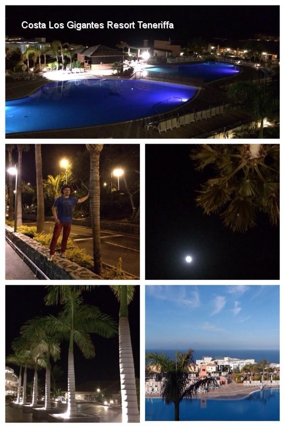 Costa Los Gigantes Resort Teneriffa