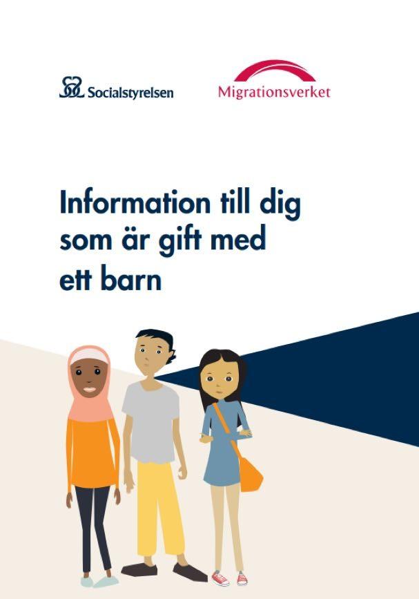 Information till dig som är gift med ett barn Barnäktenskap