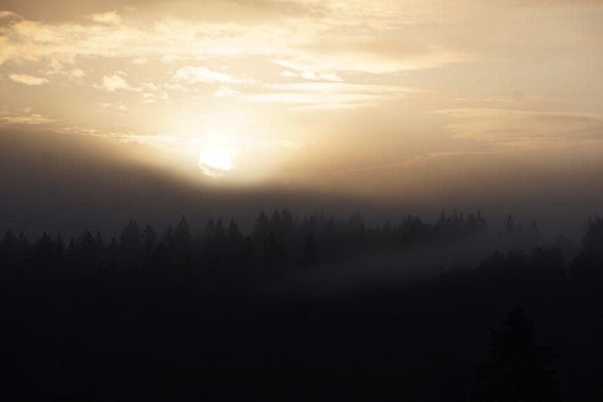 Kraften i soluppgång