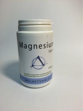 Magnesium Helhetshälsa Magnesiumcitrat Muskelavslappnande