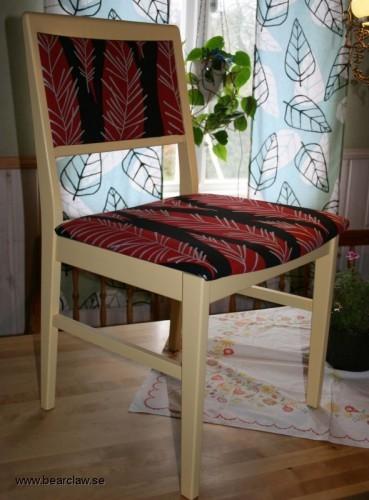 Den klara stolen