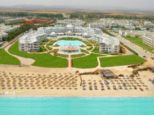 vårt hotell i Tunisien