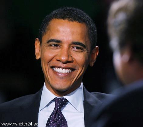 Obama glad