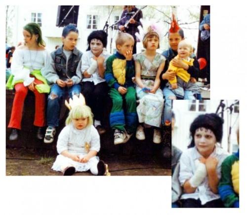 karneval i Nordmaling typ 1996