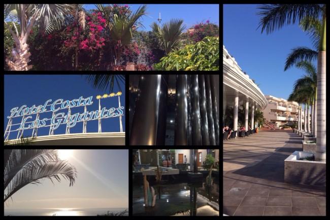 Hotel Costa Los Gigantes Resort Luabay Tenerfiffa