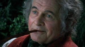 Bilbo Baggins alias Farmor