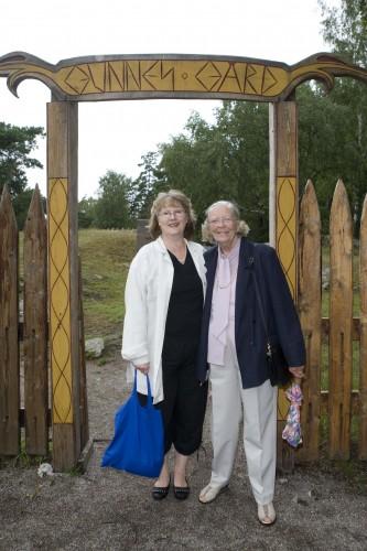 Brudens ModersKusin (äldst:85år!) med Dotter (B3)