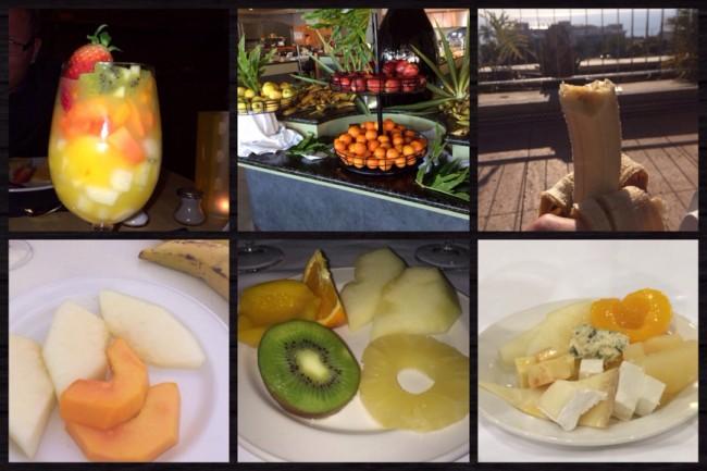 Frukt Costa Los Gigantes