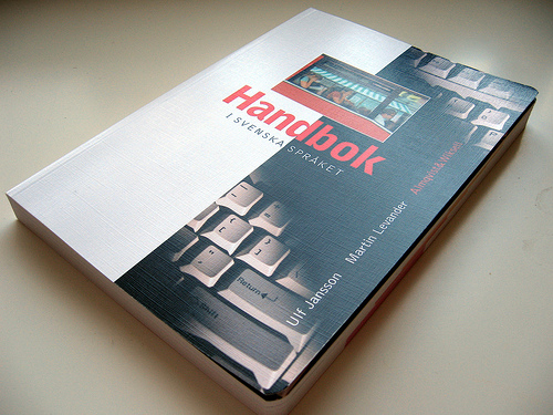 Handbok i svenska språket