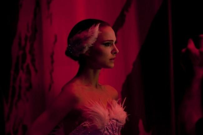 Natalie Portman i sitt livs roll som Nina i Black Swan.