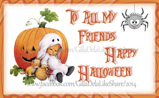 Happy Halloween =)