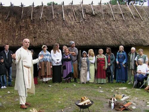 Calle CeremoniMästare i cirkeln...
