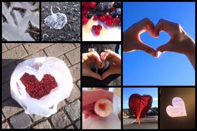 Var rädd om dig! Kärlek finns i många former <3
