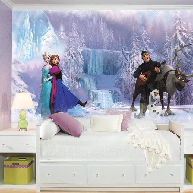 frost barntapet disney saga tjejtapet flickrum
