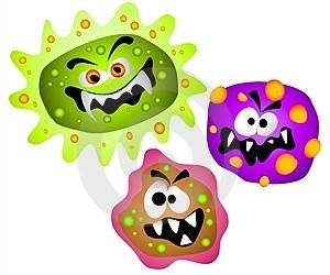 Bacillskräck