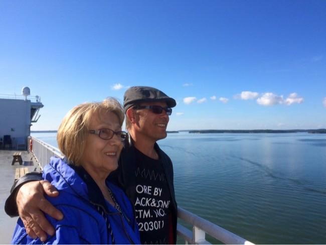 Mummu & Finska cowboyen