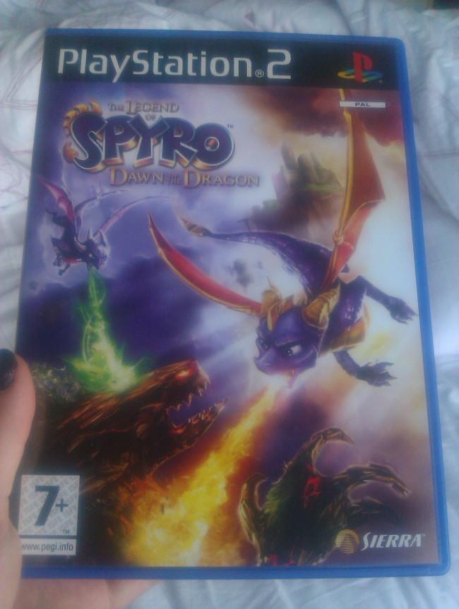 Spyro DOTD