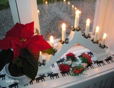 3 heliga* ting julros karameller adventstake