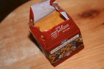 Gudbrandsdalens mesost har en kraftig och söt smak. Passar också bra till Kornmo-kex!