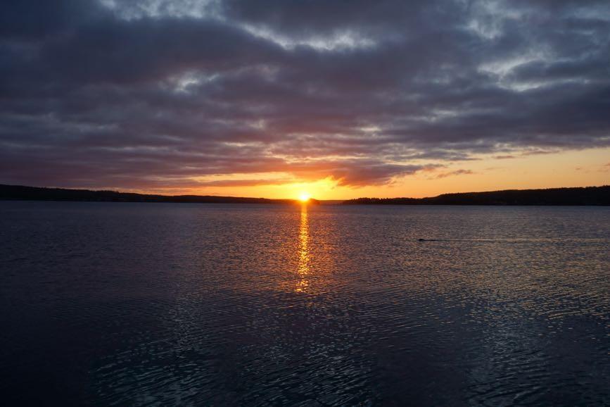 Soluppgången 190529