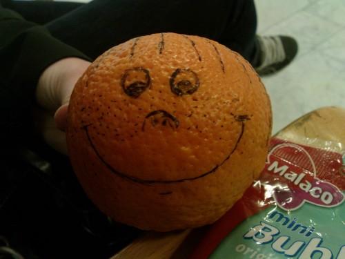 Emmas apelsin