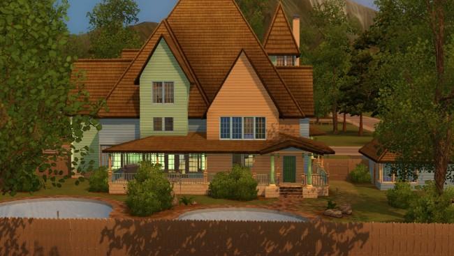 Sims 3 blogg
