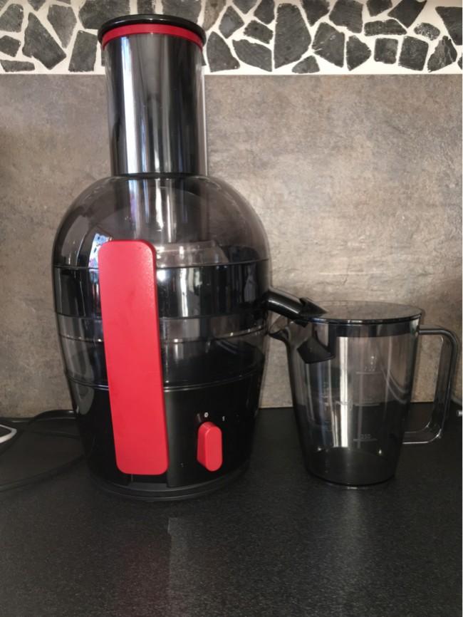 Juicepress Juicemaskin Råsaftcentrifug Juicer