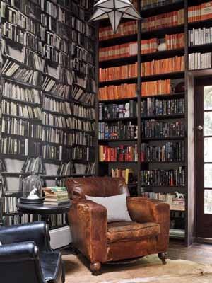 bokhylletapet tapet svartvit bokhylla fototapet bokryggar bibliotek