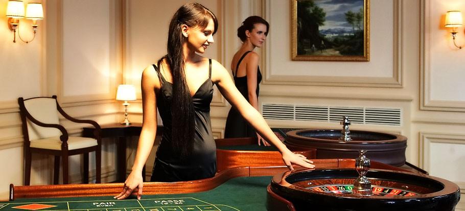 spela live roulette