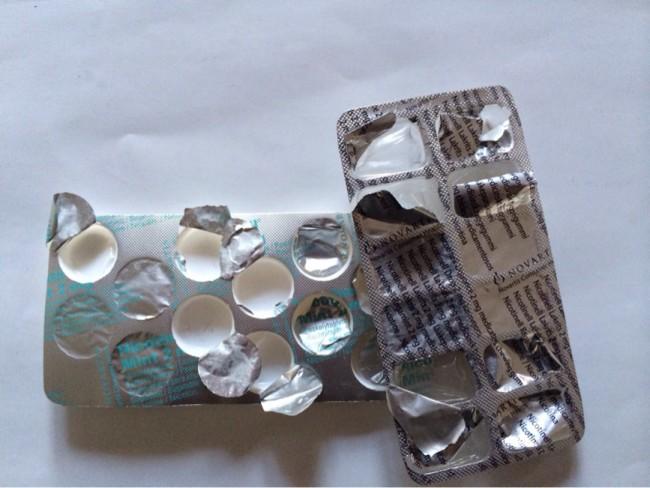 Nikotintuggummi och Nikotintabletter används när det blir som värst.