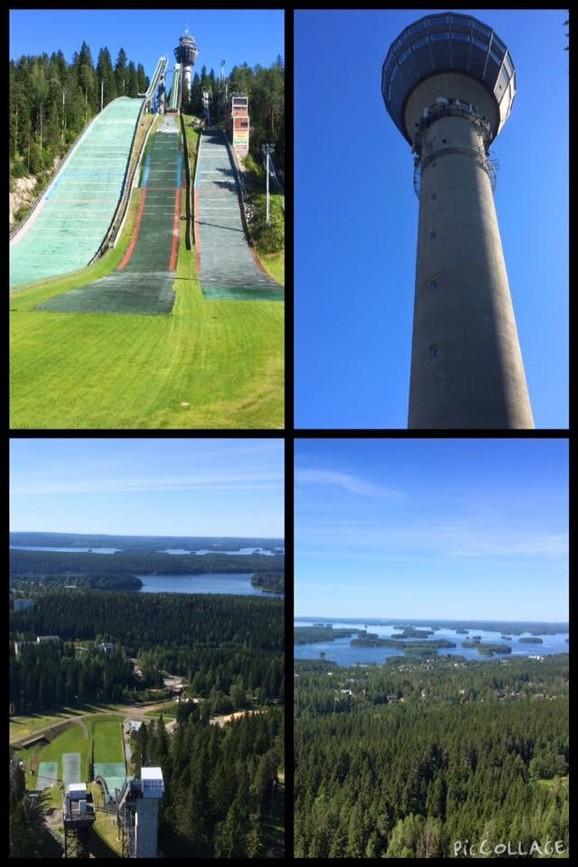 Kuopio i Finland.