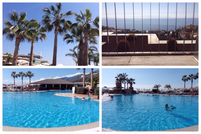 Costa Los Gigantes Resort, Teneriffa