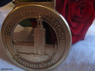 medalj och ros