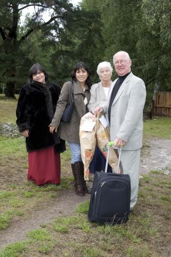 Consuelo&Mary, Svärmor&Svärfar!