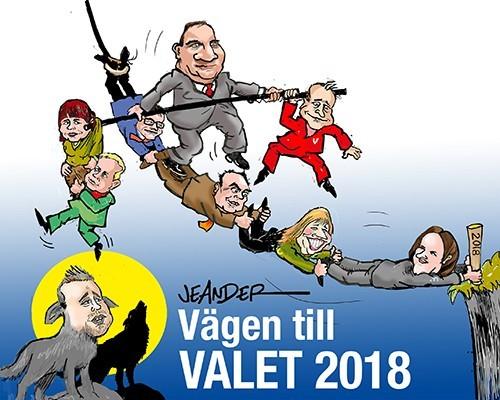 Vi har fått en ljugande Stadsminister på halsen i Sverige.