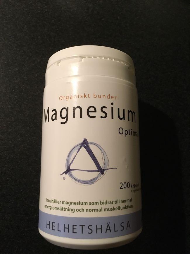 Helhetshälsa Magnesium