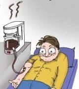 kaffe intravenöst