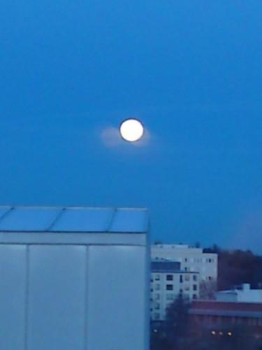 Fullmåne 2 dec