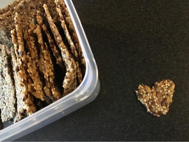 Fröknäcke - Glutenfritt och mjölfritt