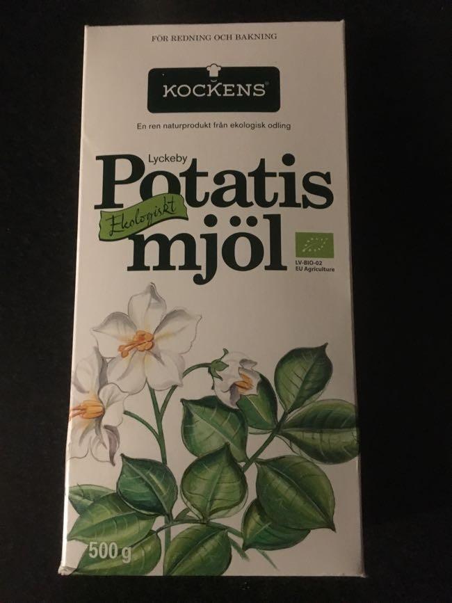 Läckande tarm, Histaminkänslighet och Potatismjöl