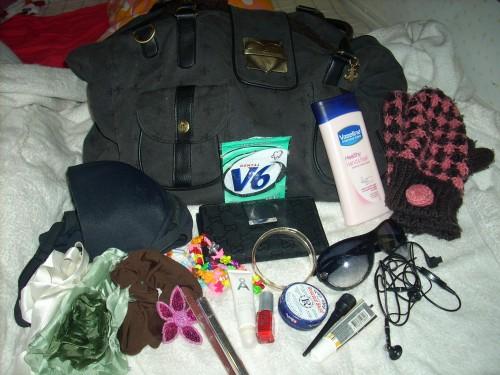 Min väska !
