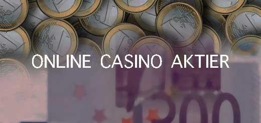 online casino aktier