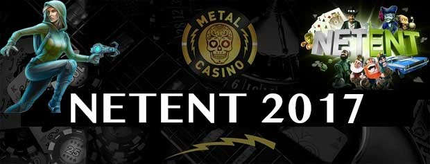 netent analys nya metal casino 2017