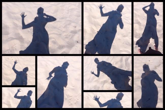 Frihet kan vara att dansa om man vill. Frihet kan vara att inte sluta dansa.